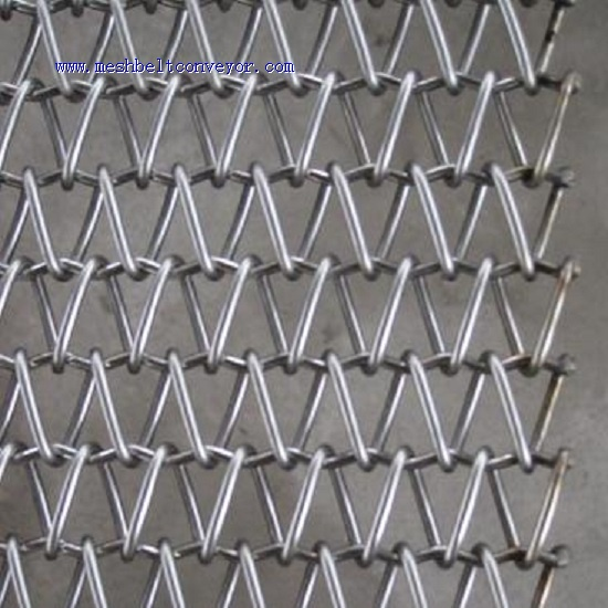 SUS314 Furnace Wire Mesh Conveyor Belt
