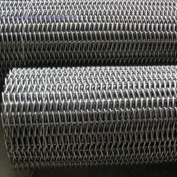 Double Balanced Weave Conveyor Belt Mesh