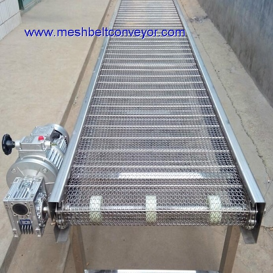 Mesh Belt Washing Machine