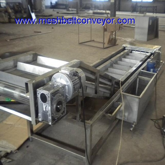 Fish Ice Glazing Machine