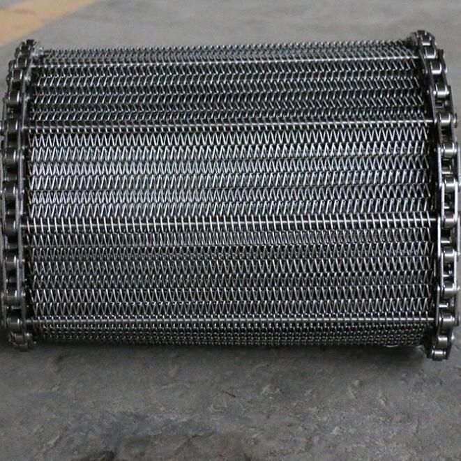 Stainless Steel Conveyor Netting