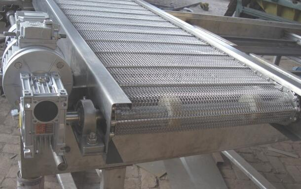 Wire Mesh Belt Conveyoes Stainless Steel Conveyor Belt